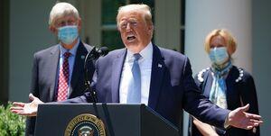ترامپ: بایدن پیروز شود چین مالک آمریکا میشود