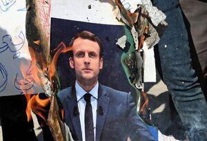 فیلم/ اشاره جالب مجری تلویزیون به جنایت وحشیانه فرانسه