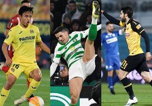 ۳ بازیکن ایرانی نامزد کسب عنوان لژیونر برتر هفته آسیا + لینک نظرسنجی