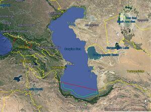 درخواست لاوروف از ایران درباره دریای خزر