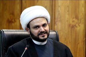 نشست مطبوعاتی «شیخ اکرم الکعبی» آغاز شد