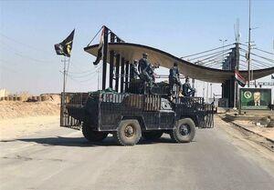 کشف ۲۵ بمب آماده انفجار در کرکوک عراق