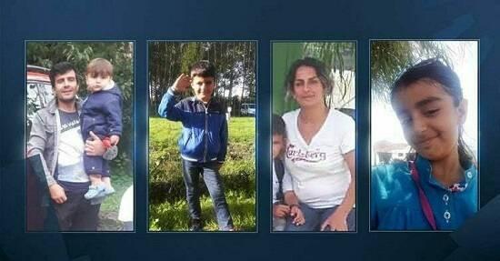 جزییات غرق شدن ۵ عضوِ خانواده ایرانی در مانش