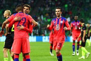 لیگ قهرمانان اروپا پیروزی خارج از خانه چلسی و پاری سن ژرمن - کراپشده