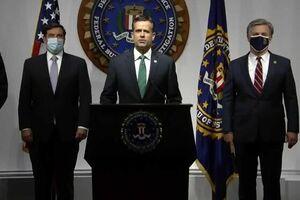 پالتیکو: برخی اظهارات رتکلیف درباره مداخله ایران در انتخابات خارج از متن بود