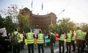وقتی سفیر فرانسه در ایران میترسد! +عکس
