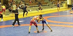 نتایج انتخابی وزن ۷۴ کیلوگرم تیم ملی کشتی آزاد