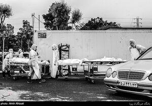 رکود مبتلایان روزانه کرونا در ایران شکسته شد/ فوت ۳۹۹ نفر در ۲۴ ساعت گذشته