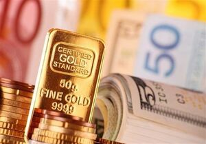 کاهش ۶۰۰ هزار تومانی قیمت طلا نسبت به صبح امروز