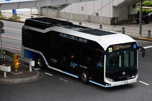 عکس/ راهاندازی نخستین اتوبوس خودران در ماکائو