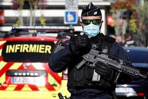 دو حادثه تیراندازی و چهار کشته در فرانسه +عکس