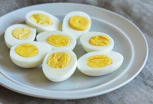 ۱۲ اتفاق جالب با خوردن تخم مرغ