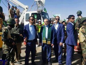 مسدودسازی حساب توئیتری سفیر ایران در یمن