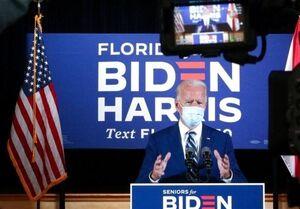 جو بایدن: اگر فلوریدا هم آبی شود، کار تمام میشود