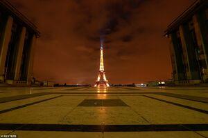 عکس/ فرار از پاریس