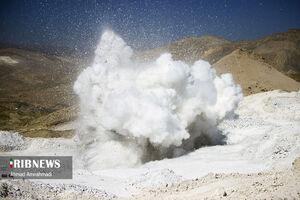 عکس/ قطب گچ ایران کجاست؟