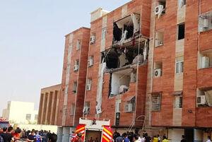 انفجار گاز در مسکن مهر ماهشهر