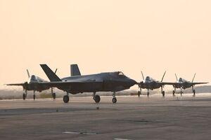 نگرانی مقامات امنیتی رژیم صهیونیستی از حجم معامله اف-35 با امارات - کراپشده