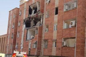 حادثه انفجار گاز در بندرماهشهر ۵ مصدوم بر جای گذاشت - کراپشده