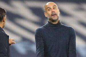واکنش گواردیولا برای بازگشت به بارسلونا