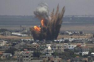 ۲۱ حمله هوایی به یمن در ۲۴ ساعت گذشته - کراپشده