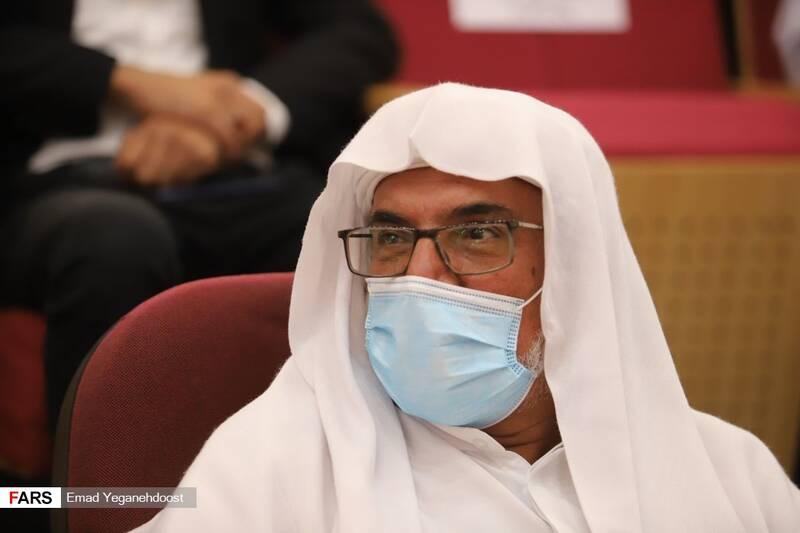 گزارش تصویری | شیخ محمد صدیق فهیمی امام جمعه اهل سنت