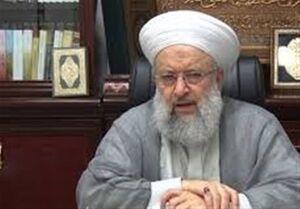 شیخ حمود: ماکرون یا دیوانه است یا سرسپرده صهیونیستها