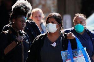رویترز: مبتلایان به کرونا در آمریکا از 9 میلیون نفر فراتر رفت