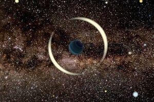 شناسایی کوچک ترین سیاره سرگردان جهان - کراپشده