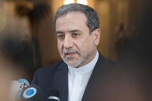 عراقچی: منتظر پاسخ۴ کشور درباره طرح ایران برای حل مناقشه قره باغ هستیم - کراپشده