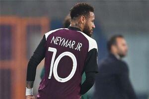 رکورد جدید نیمار در لیگ قهرمانان اروپا