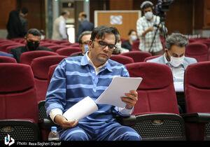 نهمین جلسه رسیدگی به اتهامات محمد امامی