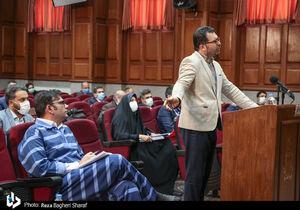 عکس/ نهمین جلسه رسیدگی به اتهامات محمد امامی