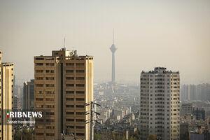 عکس/ آلودگی هوای پایتخت زیر سایه کرونا