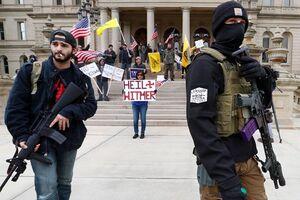 خنثیسازی حمله به مرکز شمارش آرا فیلادلفیا