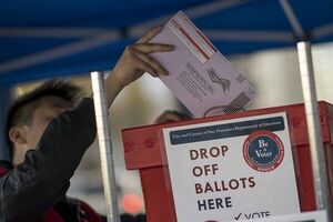 سطح مشارکت در رایگیری پُستی آمریکا از ۸۵ میلیون نفر گذشت