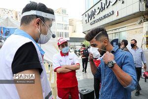 عکس/ آمران سلامت در ایرانشهر