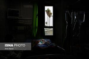 عکس/ وضعیت حاد کرونا در اهواز