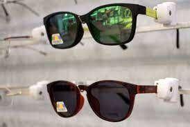 کار زیبای یک عینک فروشی+عکس