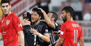 شکست سنگین الدحیل با رضائیان در لیگ قطر