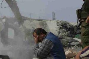 اذعان رسانه انگلیسی؛اقدامات صهیونیستها سبب آواره شدن فلسطینیان شده است