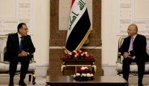تاکید عراق و مصر بر هماهنگی برای تقویت امنیت منطقه ای