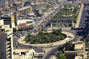 شنیده شدن صدای انفجار در پایتخت عراق - کراپشده