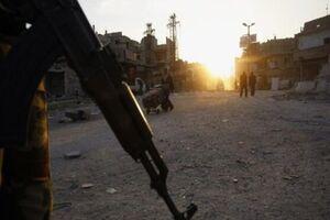 کشته شدن یکی از سرکردههای شبهنظامیان مورد حمایت آمریکا در سوریه - کراپشده