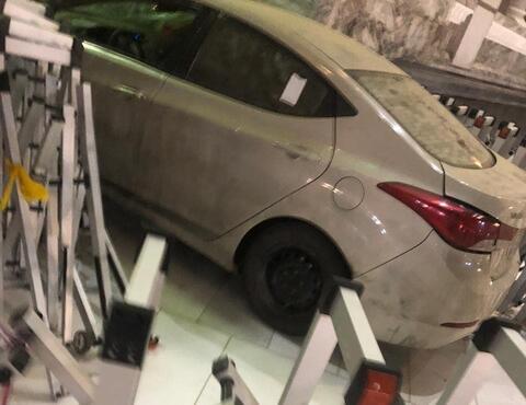 فیلم/ حمله خودرویی به مسجدالحرام!