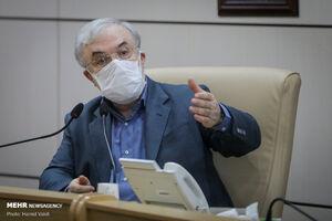 وزیر بهداشت:هیچ داغی برای من سختتر از داغ از دست دادن مدافعان سلامت نبود