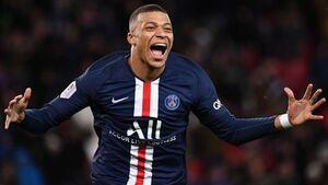 پیروزی PSG با درخشش ام باپه