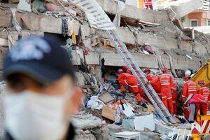 شمار قربانیان زلزله ترکیه از مرز ۴۰ تن گذشت
