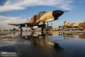 رزم هوایی جنگندههای F-۱۴ و میگ ۲۹