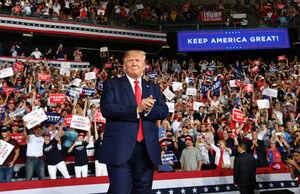 بر خلاف نظرسنجی ها شواهد بین المللی از انتخاب دوباره ترامپ حکایت دارد
